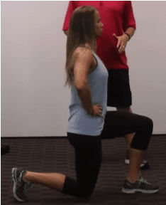 Traditional Lunge