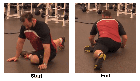 Butterfly Flow Hip Mobility