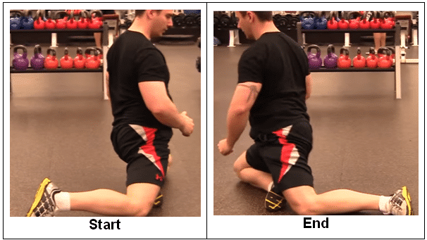 Flow Hip Mobility Warm up