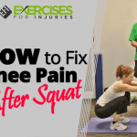 How to Fix Knee Pain After Squat