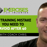 #1 Training Mistake You Need To Avoid After 40