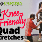 4 Knee-Friendly Quad Stretches