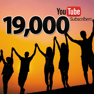 19000-yt-subscribers