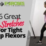 6 Great Stretches For Tight Hip Flexors