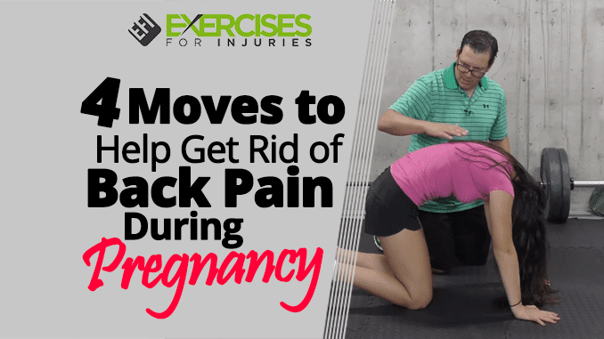 how to help stomach pain during pregnancy