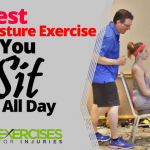 #1 Posture Exercise If You Sit All Day