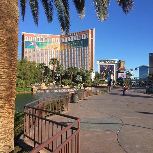 Best time in Vegas