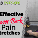 5 Effective Lower Back Pain Stretches