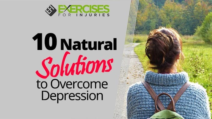 Write my how to naturally overcome depression