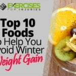 Top 10 Foods to Help You Avoid Winter Weight Gain