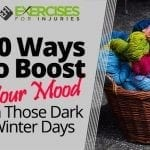 10 Ways to Boost Your Mood on Those Dark Winter Days