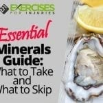 Essential Minerals Guide: What to Take and What to Skip