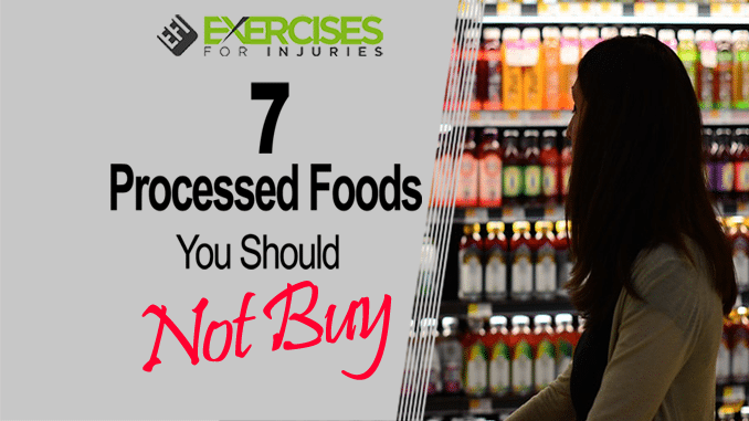 Foods To Never Eat Biotrust