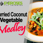 Curried Coconut Vegetable Medley